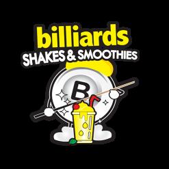 BILLIARDS - SHAKES & SMOOTHIES